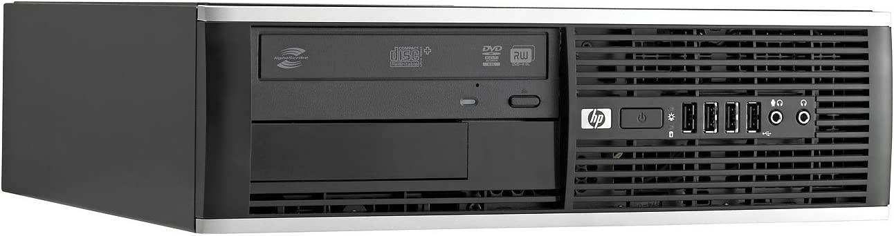 HP Compaq Pro 6305 SFF, AMD A8 – 5500B, 4 GB RAM, 250 GB HDD, Win 10 (Ref.): Amazon.es: Informática