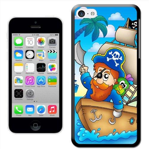 Fancy A Snuggle 'Drapeau de bateau Coque arrière rigide à clipser pour Apple iPhone 5C