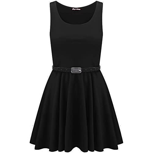 Swagg Fashions Womens Skater Dress