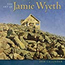 Art of Jamie Wyeth 2014 Wall (calendar)