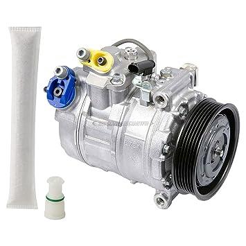 Original OEM nueva AC Compresor y embrague con secador de a/c para Bmw Serie 3 y M3 E46 - buyautoparts 60 - 88213r4 nuevo: Amazon.es: Coche y moto