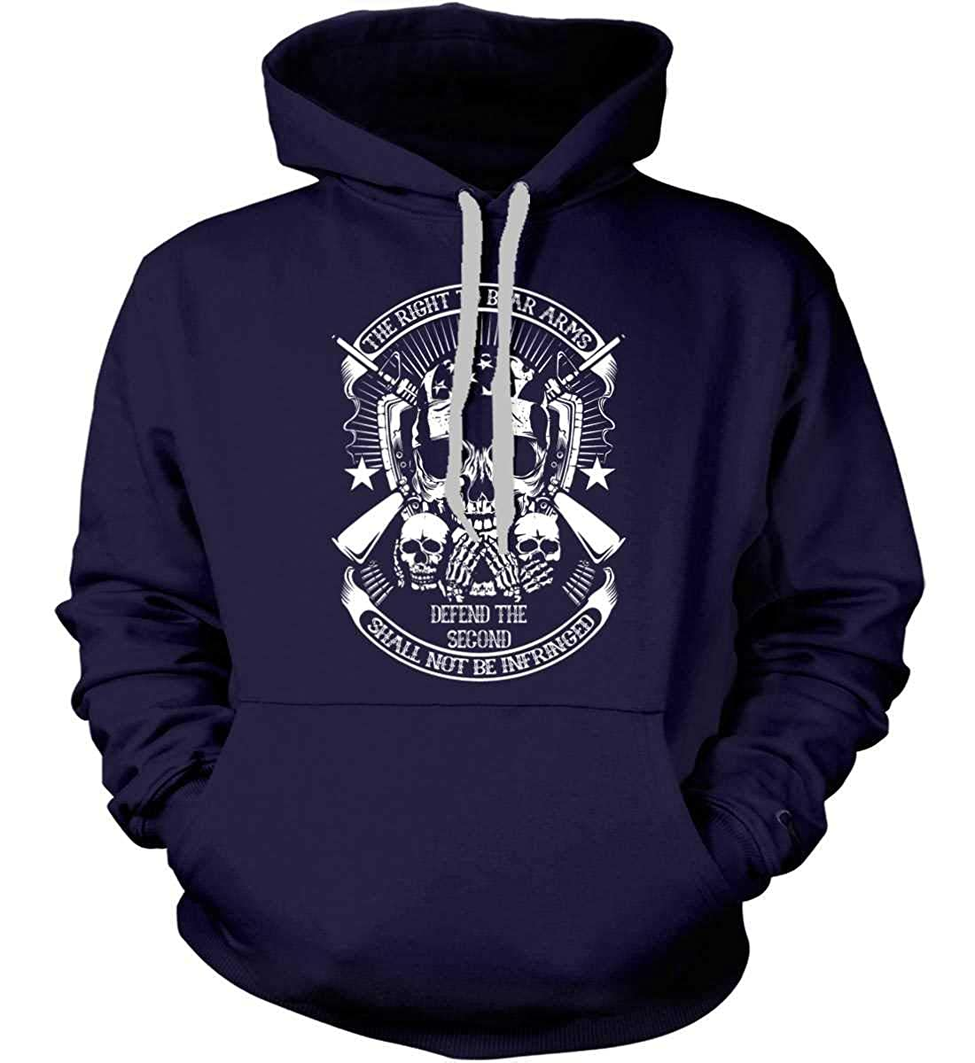 Defend The Second Sweatshirt The Right to Bear Arms Sons Of Liberty Hoodie