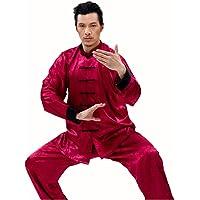 llh Hombres Tai Chi Ropa Camisa Mujeres Zen