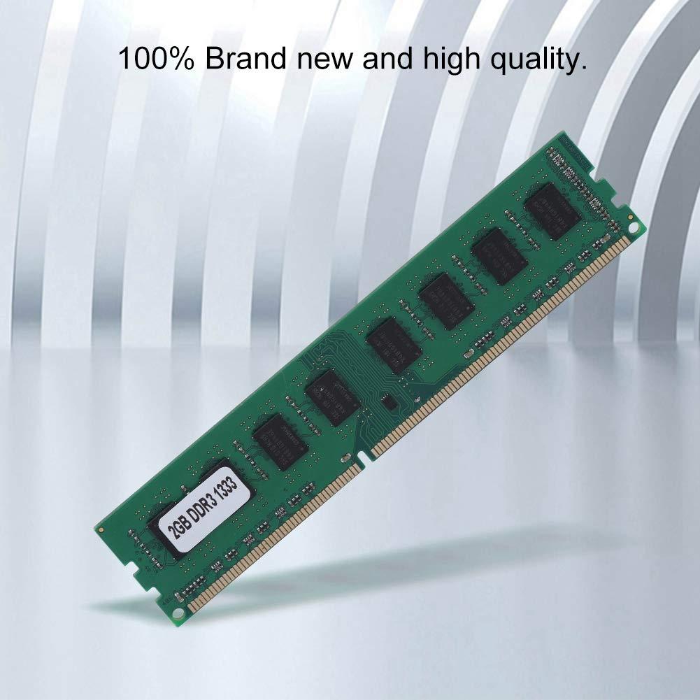 Tarjeta de Memoria RAM DDR3, 2GB DDR3 1333MHz 240Pin para ...