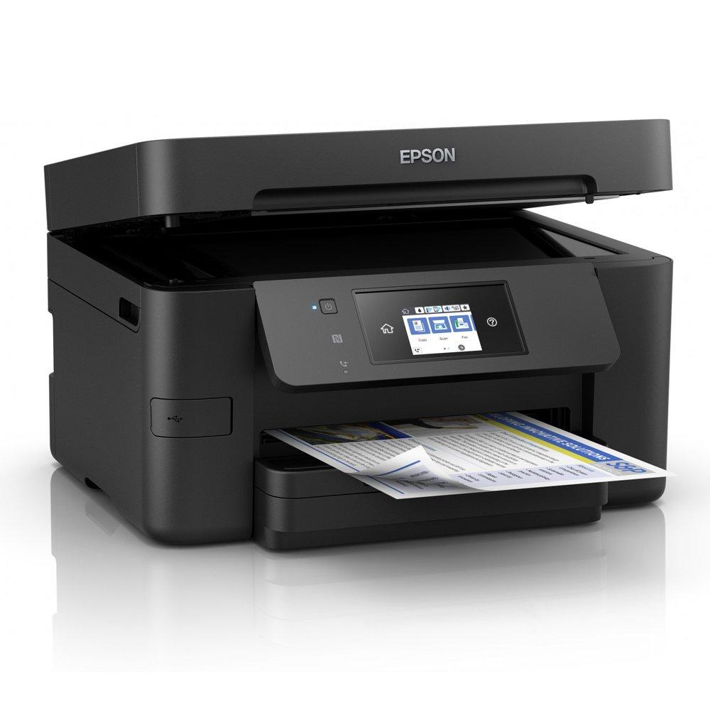 Epson Workforce Pro WF-3720DWF Inyección de Tinta 33 ppm 4800 x ...