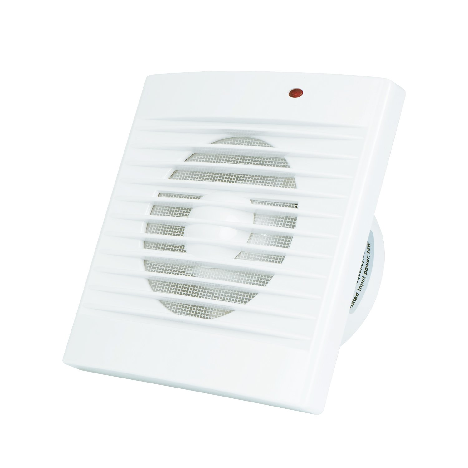 Ventilation Exhaust Fan, HG POWER Strong Exhaust Extrator Fan Wall Mount & Ceiling Exhaust Fan Built-in Household Ventilation Fans (PI372) by HG POWER (Image #7)