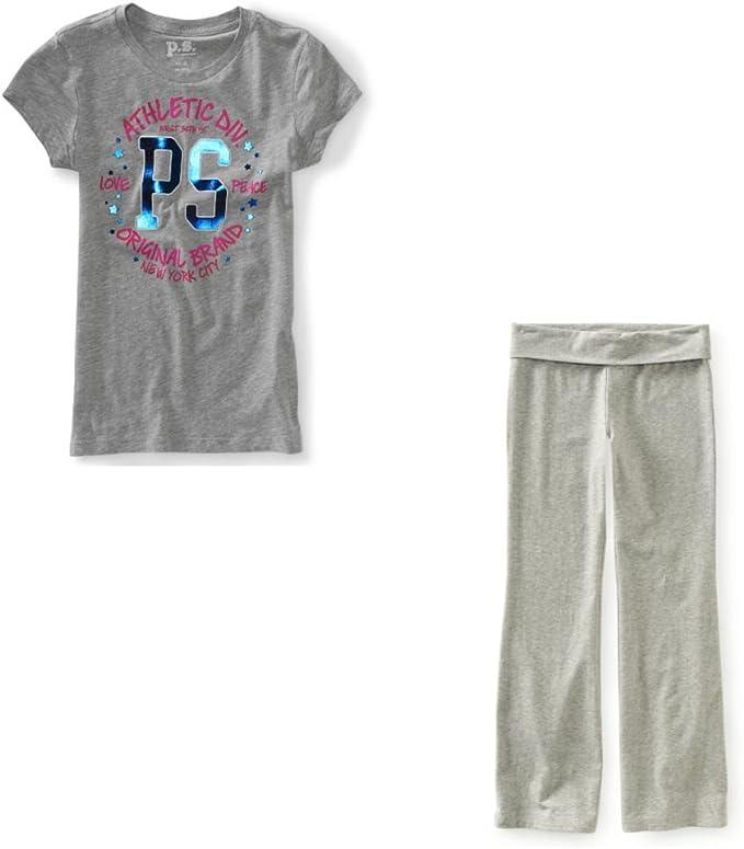 Amazon.com: Aeropostale - Niñas (4) P.S. Juego de ropa para ...