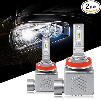 Amazon.com: H11 Led Headlight Bulb, 12000LM Lumileds Chips Extremely on h1 headlight wiring, h9 headlight wiring, h13 headlight wiring, h4 headlight wiring,