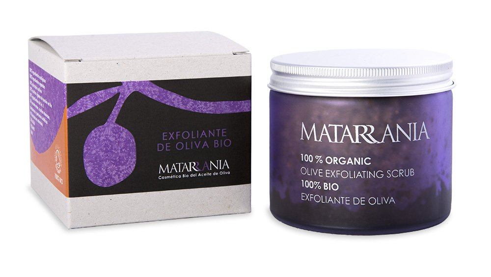 Matarrania - Exfoliante de Oliva Bio Matarrania, 250ml LH03