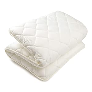 BJDesign Futon Mattress Twin Bedding - Traditional Japanese Sleeping Mat - Shikibuton Shiki Futon - Floor Beds for Apartment, Home, Studio - Double Volume Cotton Padding - 80 x 36 x 4 Inch