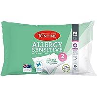 Tontine Allergy Sensitive Pillow Duo Pack, Medium