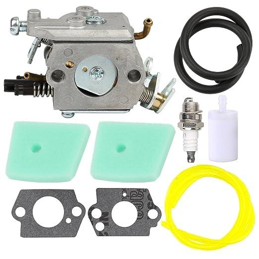 c1q-el24 carburador con pera de filtro de aire Filtro de ...
