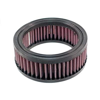 K&N Engine Air Filter: High Performance, Premium, Powersport Air Filter: 1970-1974 HARLEY DAVIDSON (Baja 100, SR100) HD-0300: Automotive