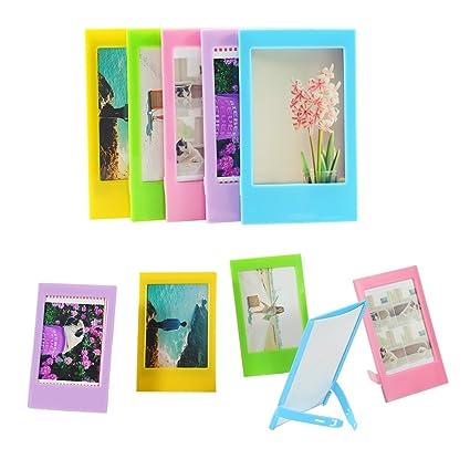Amazon Katia 10pcs Colorful Plastic Film Frames For Hp Sprocket