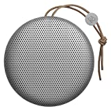 B&O Play by Bang & Olufsen Beoplay A1 Portable Bluetooth Speaker with Microphone (Natural)