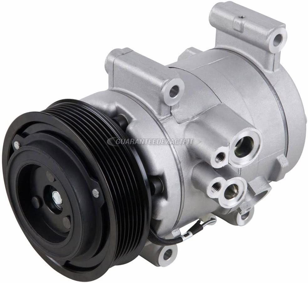 AC Compressor & A/C Clutch For Toyota Tacoma 2005 2006 2007 2008 2009 2010 2011 2012 2013 2014 2015 - BuyAutoParts 60-01927NA New