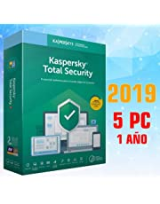 KASPERSKY TOTAL SECURITY 2019 5PC MULTIDEVICE LICENCIA ELECTRONICA