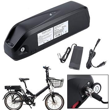 0408654199a Bingh Otfire Lithium Ion Battery Set Electric Bike 36 V E-Bike Pedelec  Laptop Battery 15,6ah 561 W for Mifa, Rex, Aldi, Prophete with Charger, ...