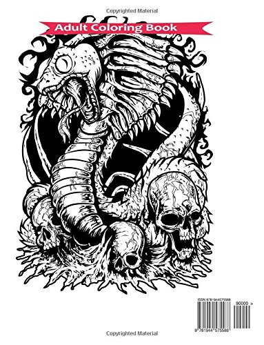 Dare Dragons Adult Coloring Books Featuring Over 25 Fierce And