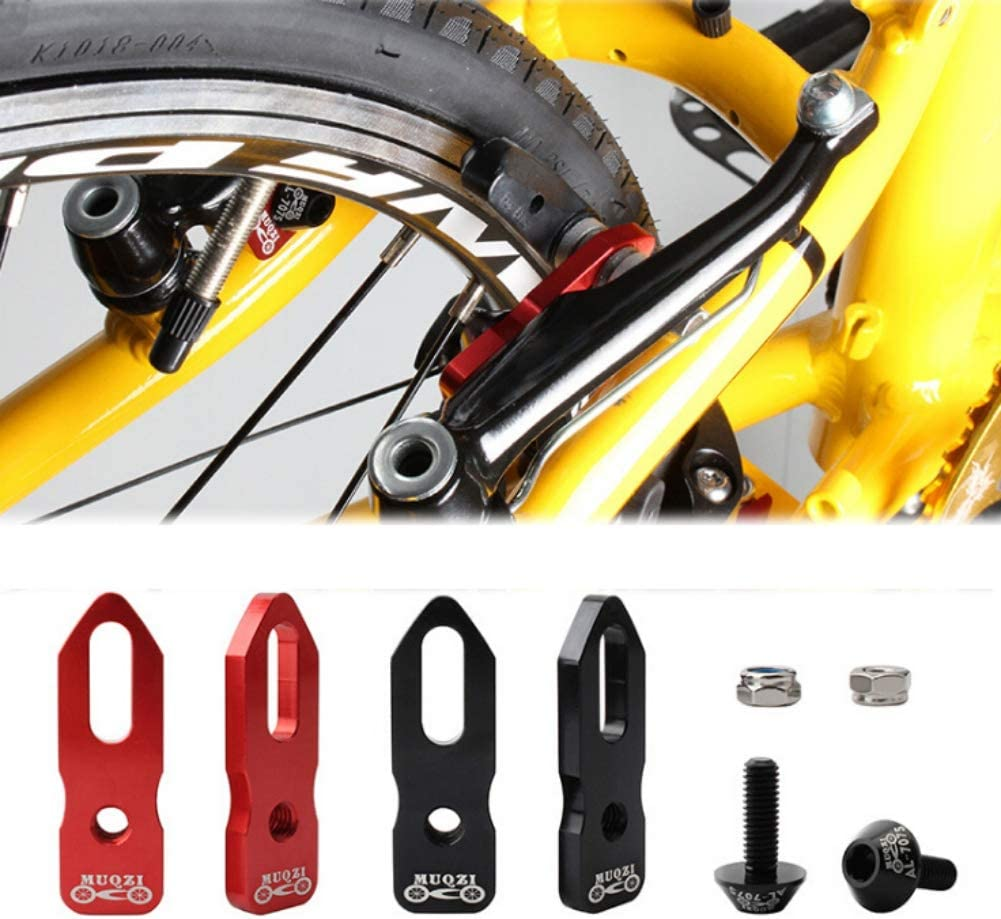 Bike V Brake Bracket Frame Adaptor For 20inch-451 Wheelset Bike Components