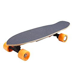 Q Dream Electric Skateboard