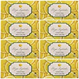 Shugar Soapworks Best Deals - Lot of 8 Shugar Soapworks Large Bars 7 oz Lemon Vegan, No Dyes, No Parabens
