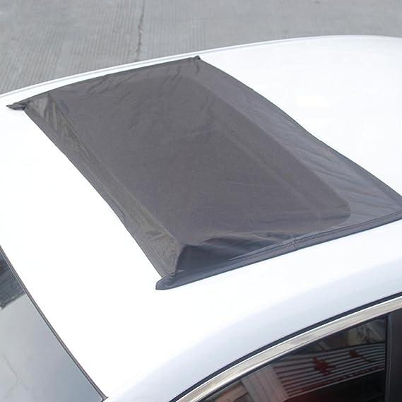 window sun blocker outside car top window sun blocker elevintm uv mesh amazoncom
