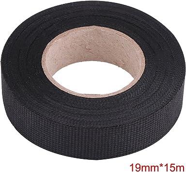 16 rolls Tesa 51036 19mm x 25 m Black Premium High Heat Wire Loom Harness Tape Used By Mercedes BMW VW Audi USA Seller