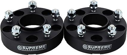 """4 PC 8 Lug Wheel Spacers Adapters Dodge Ram 2500 3500 2012-2013 1.5/"""" 38mm"""