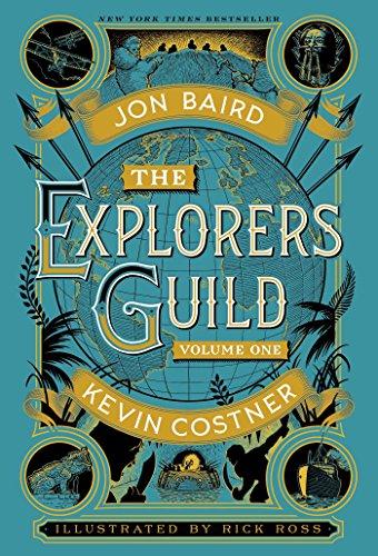 The Explorers Guild: Volume One: A Passage to Shambhala