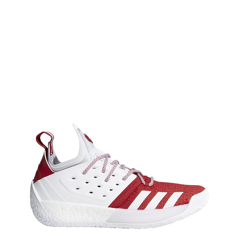 adidas メンズ B07C59BKJZWhite-victory Red-grey One 8 D(M) US