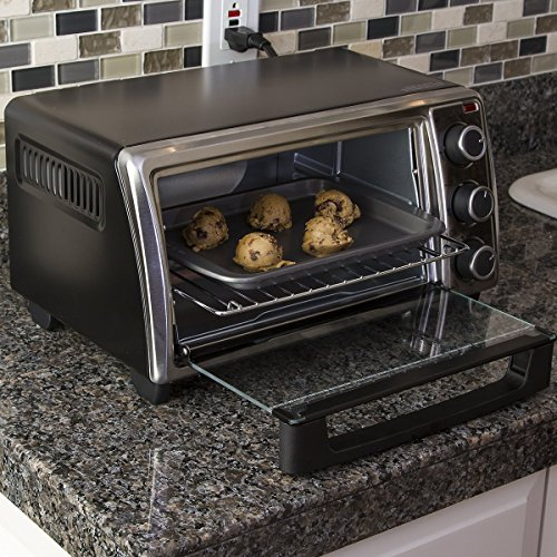 Ecolution Bakeins 4-Piece Toaster Oven Bakeware Set - PFOA, BPA, and ...