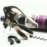 Rabbit Wine Opener Corkscrew(set of 3 Tools)