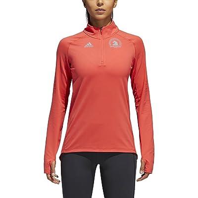 adidas Women's 2018 Boston Marathon Supernova Zip