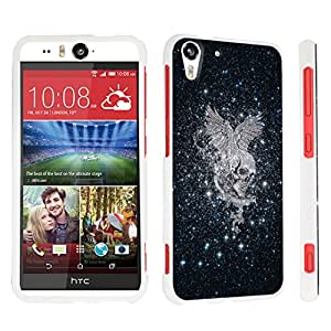 DuroCase ? HTC Desire EYE Hard Case White - (Space Skull)
