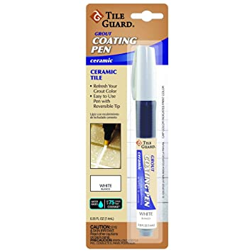 Amazon.com: Revestimiento de guardia de Tile Grout Pen ...