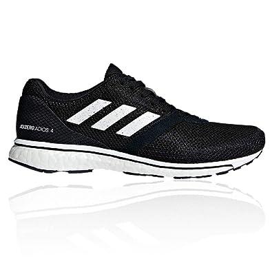 buy popular 88ba5 89ebd adidas Adizero Adios 4 Damen Laufschuhe, Schwarz, 40 23