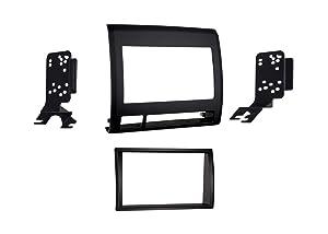 Metra 95-8214TB Double DIN Dash Kit for Toyota Tacoma 2005-2011 Vehicle (Black)