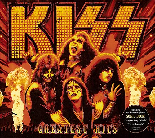 KISS - GREATEST HITS [2CD][IMPORT][DIGIPACK] CD, Double CD, Compilation,  Best of, Import