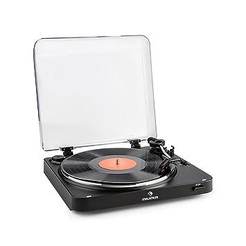 Auna TT Classic - Tocadiscos: Amazon.es: Electrónica