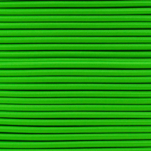 Lime Gifts Creative Green - PARACORD PLANET Elastic Bungee Nylon Shock Cord 2.5mm 1/32