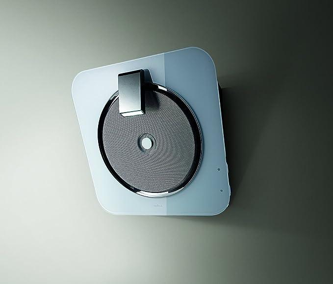 Elica Cappa Cucina Filtrante 55 Cm Colore Bianco Mini Skin Wh F 55 Prf0010414 Amazon It Grandi Elettrodomestici