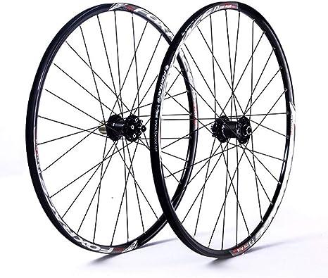 MZPWJD Juego Ruedas Bicicleta MTB 26