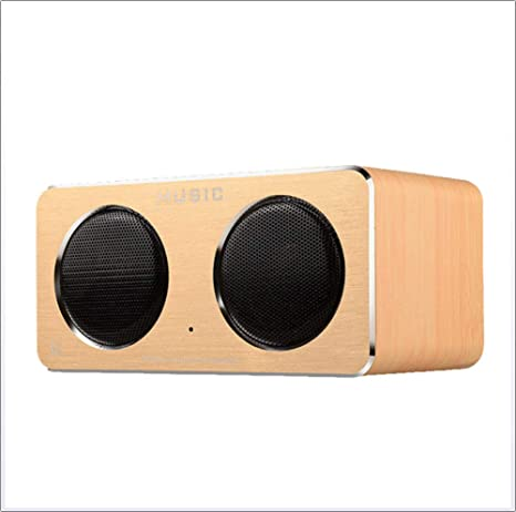 SIMPLE-Y Inalámbrico Bluetooth Altavoz Tarjeta Ordenador Tablet Escritorio Mini Audio portátil operación Ultra Altavoz