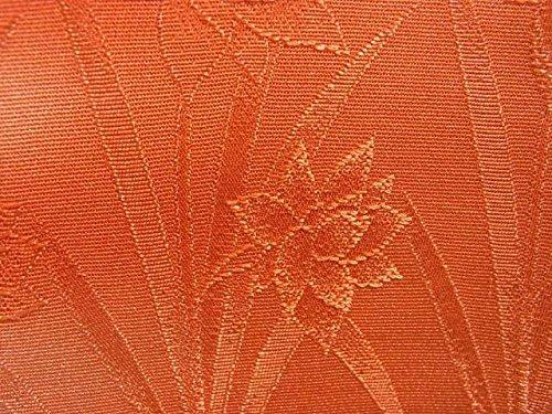リサイクル 道行コート 八重咲き水仙 裄64cm 身丈86cm