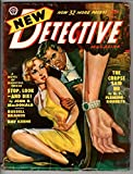 img - for New Detective Magazine (1950, Jan.) book / textbook / text book