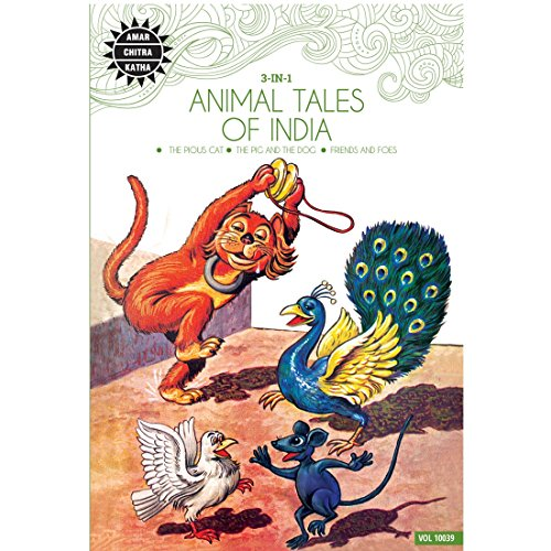 Animal Tales Of India (10039) 3 in 1 Series