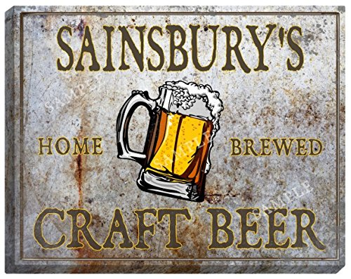 sainsburys-craft-beer-stretched-canvas-sign