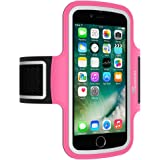 Trianium Armband, Water Resistant Large Cell Phone Armband for iPhone Xs/XS Max/XR/X/8 Plus, Galaxy S10/S10e/S10+/S9/S9…