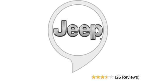 Amazon com: Jeep: Alexa Skills